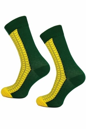 Supa! Sox! Corn Socks (AM0068)