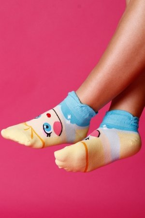 Supa! Sox! Aisha ladies socks (JP6202)