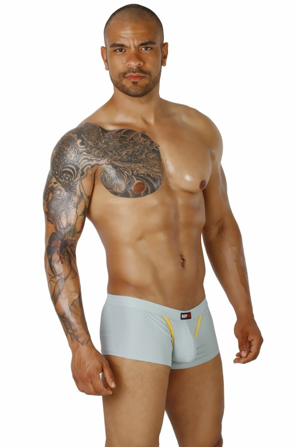 Boxerky BODY GMW Futuro Grey