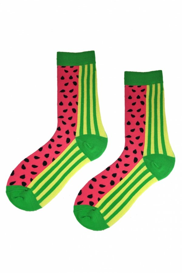 Skarpety Supa! Sox! Watermelon (AM0069)