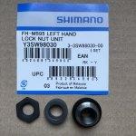 Stożek piasty tył Shimano FH-M595 lewy