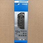 Łańcuch Shimano Deore XT CN-M8100 12rz. +spinka