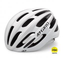 Kask szosowy Giro FORAY MIPS Matte White - Silver roz.M