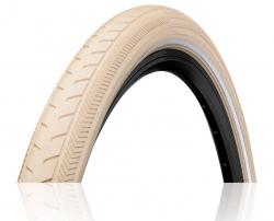 Opona Continental Ride Classic 28x1 3/8x1 5/8 [37-622] kremowa reflex