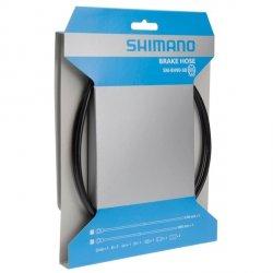 Przewód hamulca hydraulicznego Shimano SM-BH90-SBLS przód 1000mm czarny