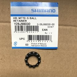 Wianek Shimano piasty do HB-M/FH-M770/775