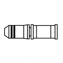 Piny łańcucha Shimano HG 10rz (3szt)
