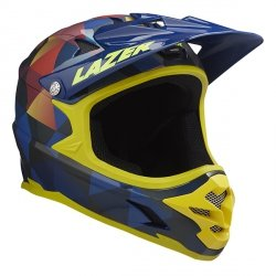 Kask extreme Lazer Phoenix+ Gloss Color Triangles M