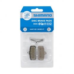 Okładziny hamulca tarczowego Shimano D03S żywiczne