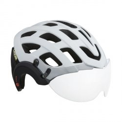 Kask E-Bike Lazer Anverz Mat White L +LED