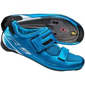 Buty triathlonowe Shimano SH-TR900 roz.42 SPD-SL niebieskie