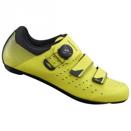 Buty szosowe Shimano SH-RP400SY7 żółte roz.47.0