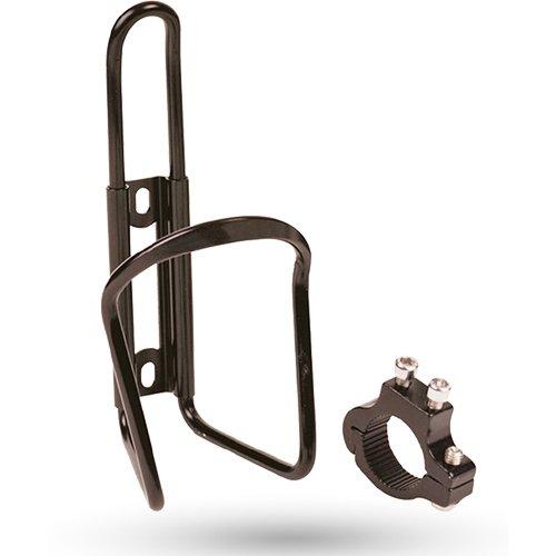 Koszyk bidonu OXC czarny + dodatkowe mocowanie