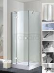 WANA Kabina prysznicowa kwadratowa drzwi otwierane PERFECT DEVON 120x100x190