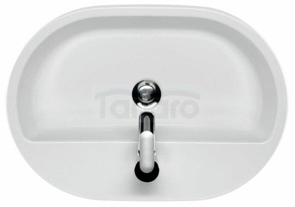CERSANIT - umywalka nablatowa CASPIA OVAL 60  K11-0099
