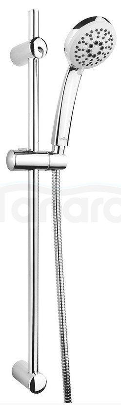 CERSANIT - Zestaw natryskowy VIBE z drążkiem S951-021