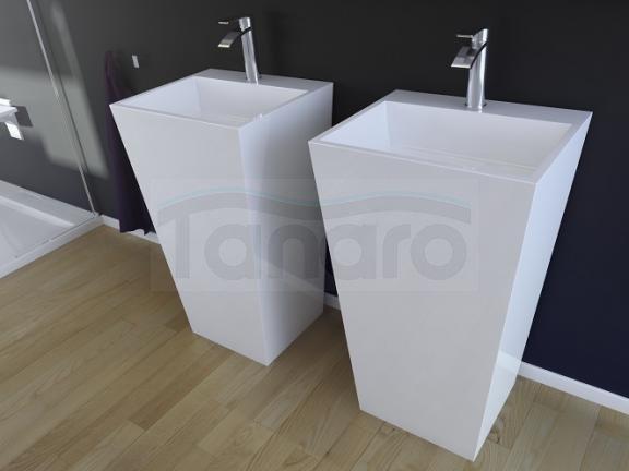 BESCO - Vera umywalka wolnostojąca