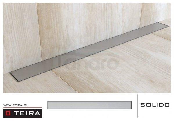 TEIRA - Odpływ liniowy SOLIDO z syfonem