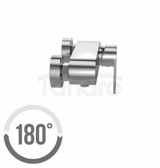 CERSANIT - Bateria natryskowa ścienna ELIO Solution S951-032
