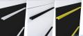 Elita Kwadro Plus szafka podumywalkowa 80x26x40cm black 167645