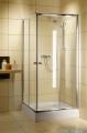 Radaway Classic C Kabina prysznicowa kwadratowa z drzwiami przesuwnymi 80x80 szkło satinato
