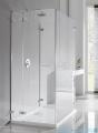 Radaway Euphoria KDJ P S3 Ścianka boczna 90 szkło przejrzyste 383035-01
