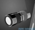 Radaway Eos KDD-B kabina prysznicowa 100x80 przejrzyste bez listwy progowej 37333-01-01NB