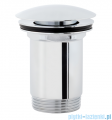 Omnires korek klik-klak do syfonu umywalkowego chrom A706CR