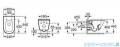 Grohe Zestaw stelaż Rapid Sl Fresh 5w1 Cosmopolitan+miska wisząca Roca Gap MaxiClean+deska wolnoopadająca Slim 38827/A34647700M/A801482211