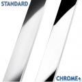 Radaway Euphoria KDJ Kabina prysznicowa 90x90 lewa szkło przejrzyste profile