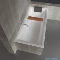 Riho Still Square wanna prostokątna 170x75cm + syfon BR02005
