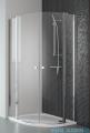 Radaway Eos II PDD kabina prysznicowa 80x100 szkło przejrzyste