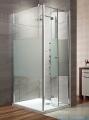 Eos KDJ-B Radaway kabina prysznicowa 90x90 prawa szkło przejrzyste