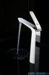Art Platino Emira bateria umywalkowa wysoka chrom/biała  EMI-BUW.050BC