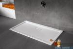 Sanplast Space Line brodzik prostokątny 140x80x3 cm + syfon 615-110-0260-01-000
