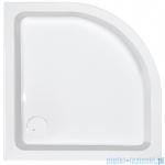 Sanplast Free Line brodzik półokrągły BP/FREE 80x80x15cm+STB 615-040-2220-01-000