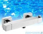 Omnires Fresh Bateria prysznicowa natynkowa termostatyczna chrom FR7146