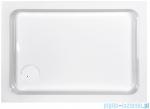 Sanplast Free Line brodzik prostokątny B/FREE 80x120x9 cm + stelaż 615-040-0190-01-000
