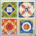 Tubądzin D-Majolika Quartet 3 11,5x11,5