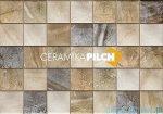 Pilch Trip Barcelona mozaika ścienna 31,5x45