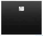 Riho Basel 406 brodzik prostokątny czarny mat 120x80x4,5cm DC1617
