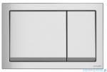 Cersanit Enter przycisk spłukujący 2-funkcyjny chrom matowy K97-367