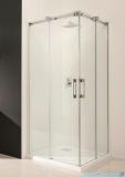 Radaway Espera KDD Kabina prysznicowa 100x100 szkło przejrzyste + brodzik Delos C + syfon 380152-01L/380152-01R/SDC1010-01
