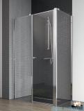 Radaway Eos II KDS kabina prysznicowa 100x80 lewa szkło przejrzyste 3799482-01L/3799410-01R