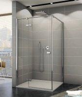 Sanswiss Melia ME13P Kabina prysznicowa lewa 140x70cm przejrzyste ME13PG1401007/MET1PD<br />0701007
