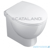 Catalano New Light miska Wc stojąca 50x37 cm biała 1VPLI00