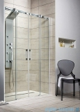 Radaway Espera DWD Drzwi wnękowe przesuwne 140 szkło przejrzyste 380240-01/380224-01