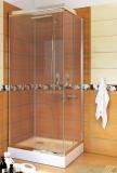 Sea Horse Stylio kabina natryskowa kwadratowa 80x80x190 cm przejrzysta BK501QT+