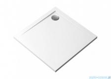 Polimat Geos brodzik akrylowy kwadratowy posadzkowy 80x80cm 00425