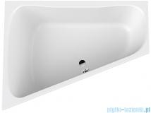 Sanplast Luxo WTL/LUXO wanna trapezowata 120x170 cm lewa + stelaż 610-370-0420-01-000